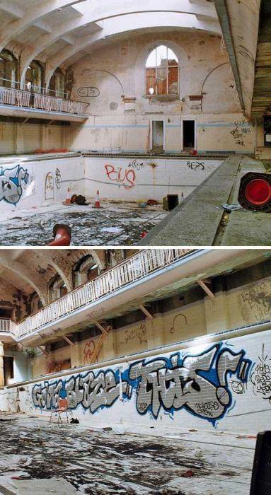 Awe-Inspiring Abandoned Places