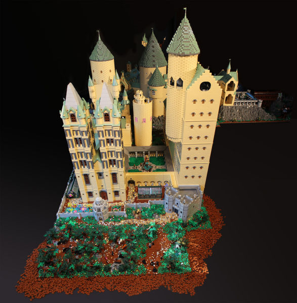 Could You Do This with Lego?