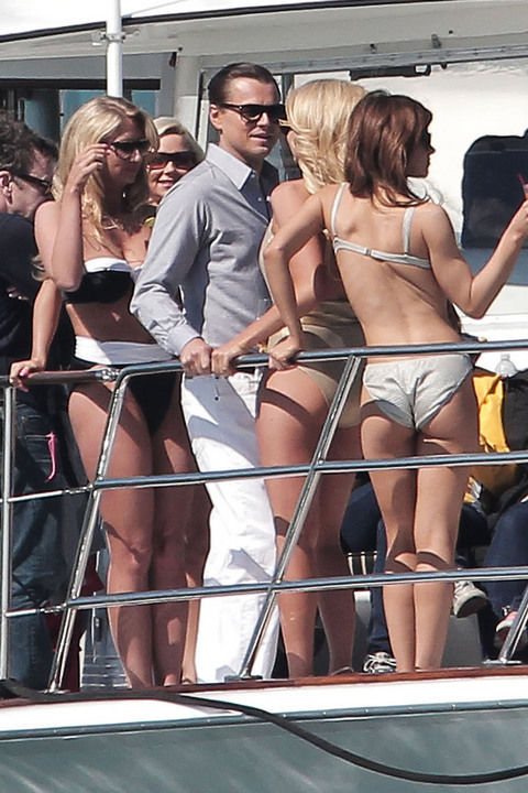 More Girls for Leonardo DiCaprio