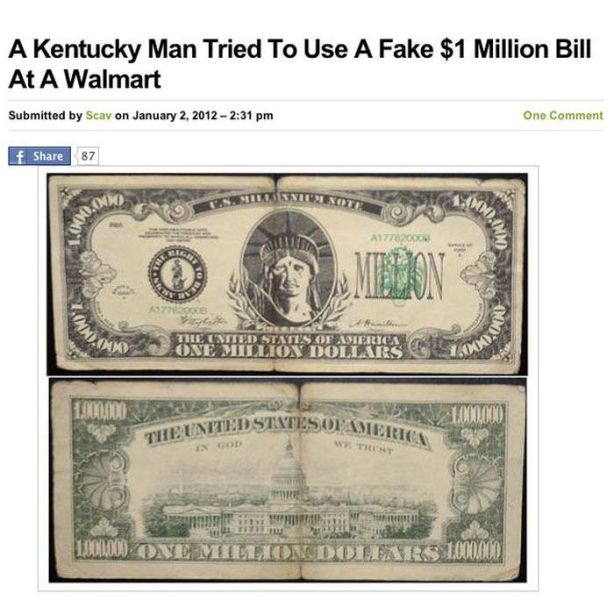 Reasons People in Kentucky are Just Plain Weird