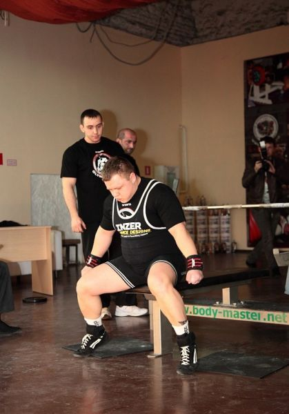 Meet the Women's Powerlifting Champion