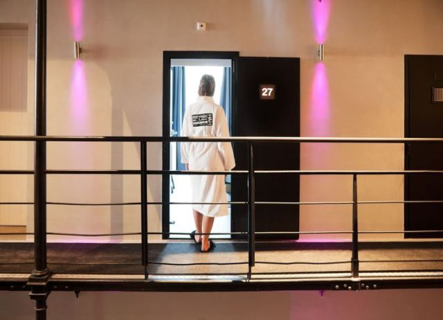 Now You Can Spend the Night in a Luxury Prison