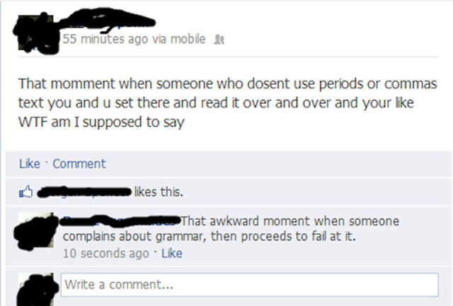 Some People Just Really Don't Get the English Language