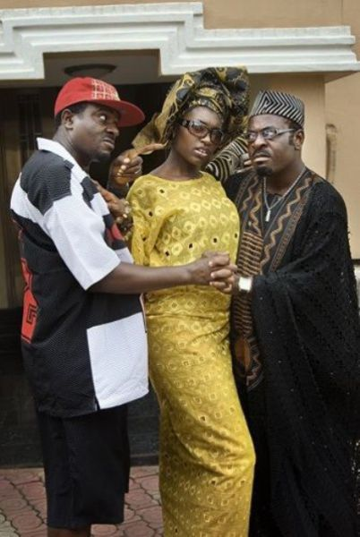 Nollywood is Nigeria's Hollywood