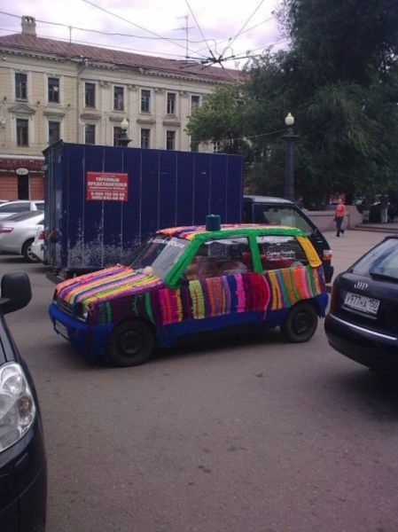 A Few Awesome Things You Will Only See In Russia