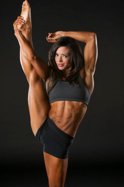 Fit and Flexible Is Definitely a Winning Combination