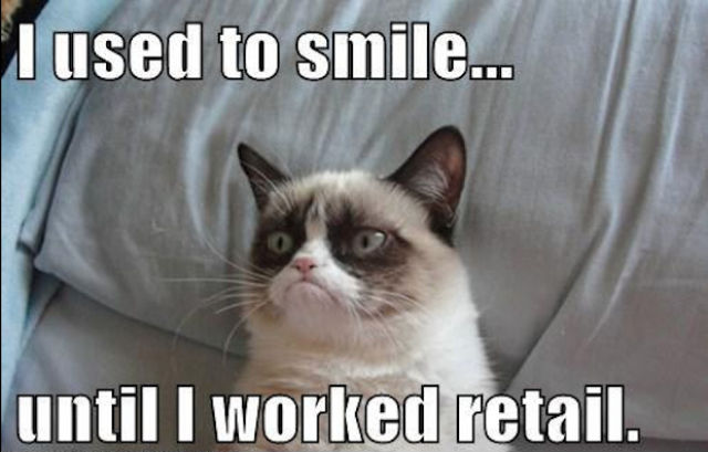 Why Working in Retail Is Like the Worst Torture Ever