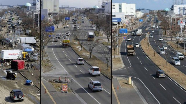 Japan Two Years Post Tsunami