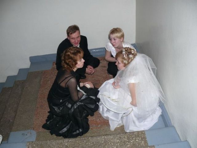 Memorable Wedding Moments You Don't Usually See. Part 2