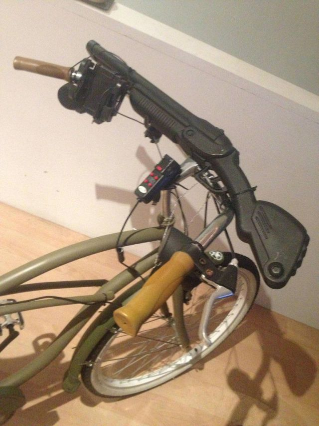 The Bicycle to Own When Zombies Attack