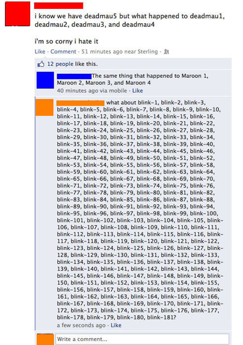 Facebook Fails and Wins. Part 5