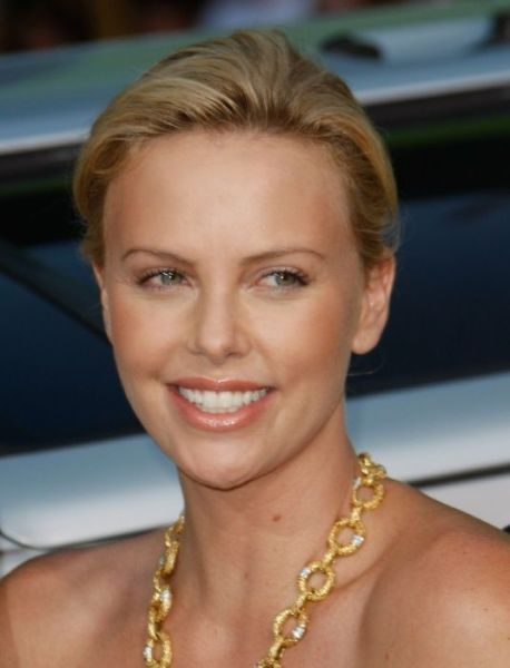 Photos of Charlize Theron over the Years
