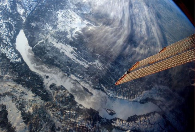 Photos of Earth Taken from Space
