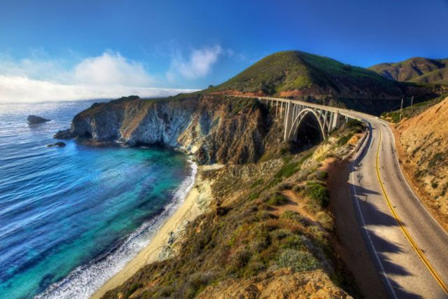 Gorgeous Scenic Roads from around the World