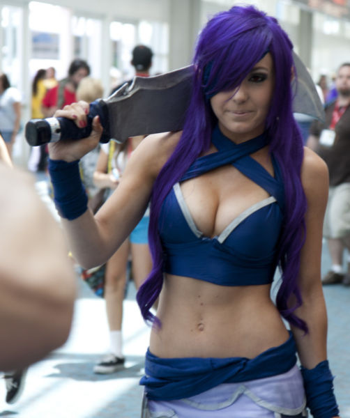 The Sexy Cosplay Girls of Every Nerd's Fantasy
