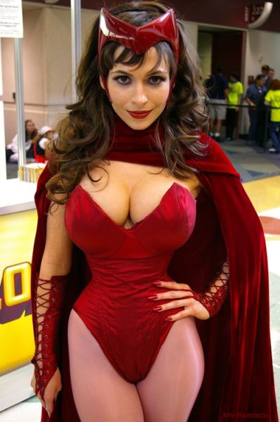 Marvel sexy cosplay