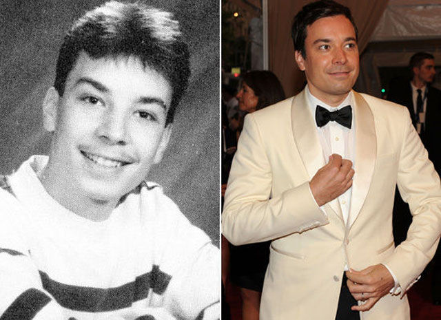 The Younger Faces of Some Famous Comedians
