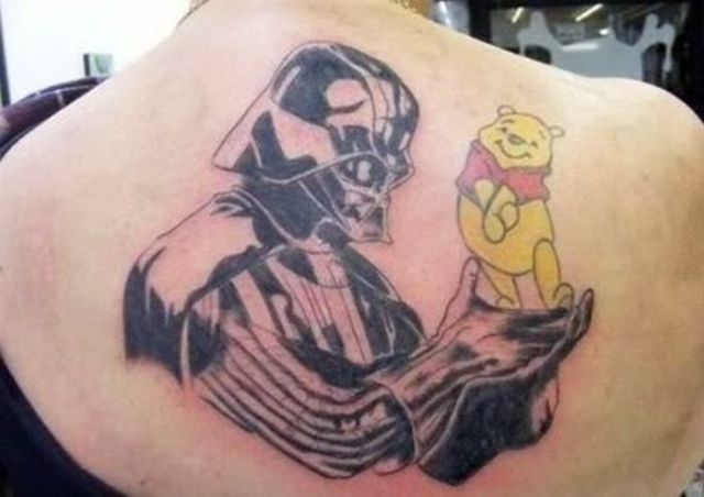 Unusual and Creative Disney Inspired Tattoo Designs