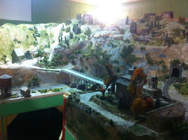 A Man Dedicates Years to Building a Detailed Town Model