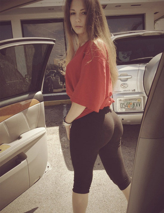 What's Not to Love about Yoga Pants? Part 7