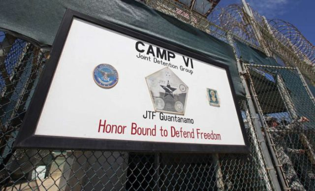A Look Inside the Walls of Guantanamo Bay