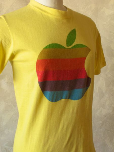 Old School Apple Merchandise from the '80s and '90s