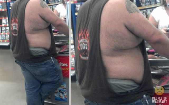 What You Can See in Walmart. Part 21