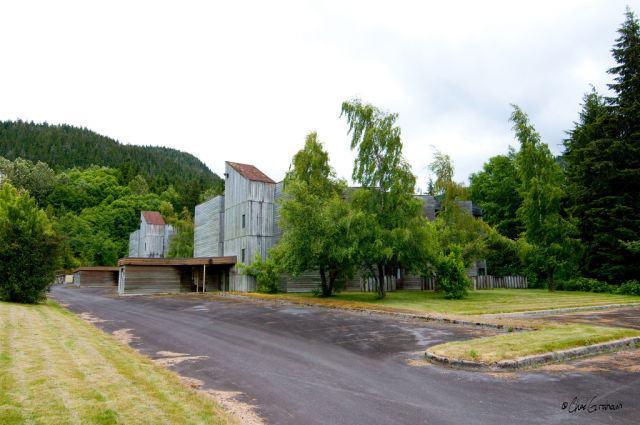 A Canadian Ghost Town That Is Stuck In Time