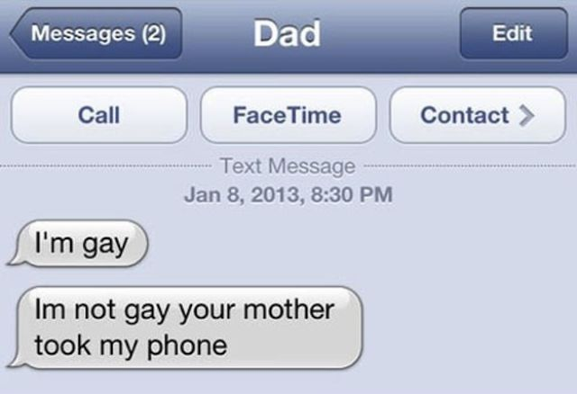 Hilarious Texting Fails from Parents