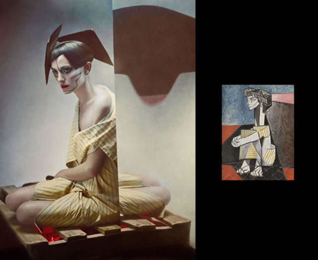 Picasso's Women Brought to Life for Stunning Photo Tribute