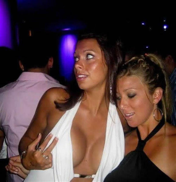 Boobs Can Make It Hard for People Not to Stare