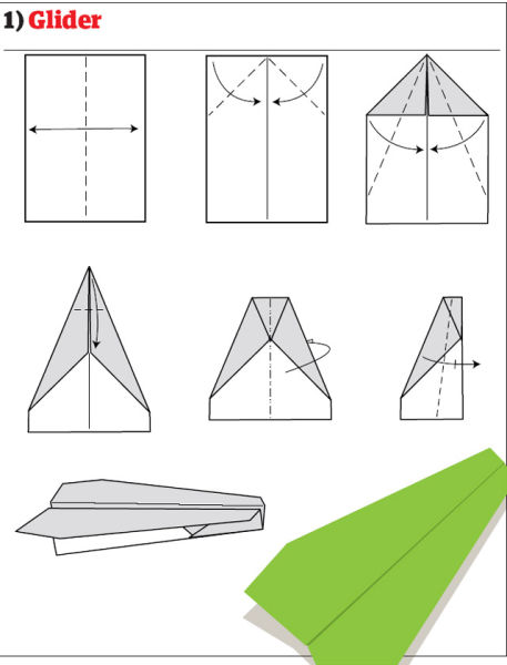 Fun Paper Airplane Models to Make Yourself