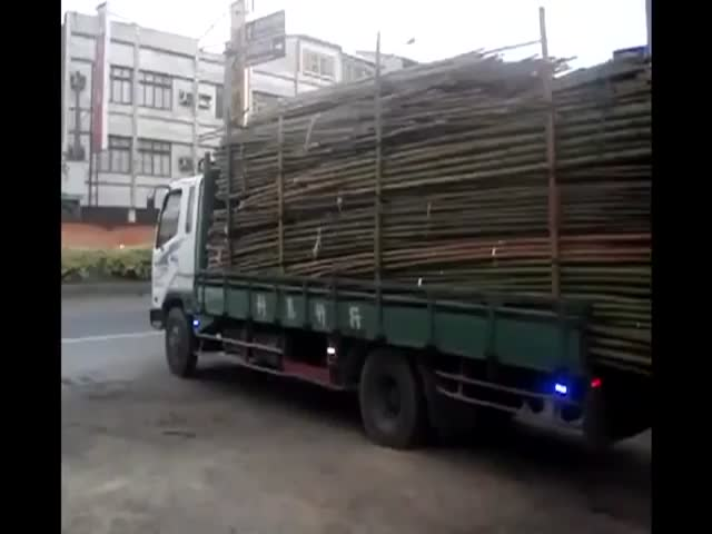 Truck Unloading Level: Taiwanese