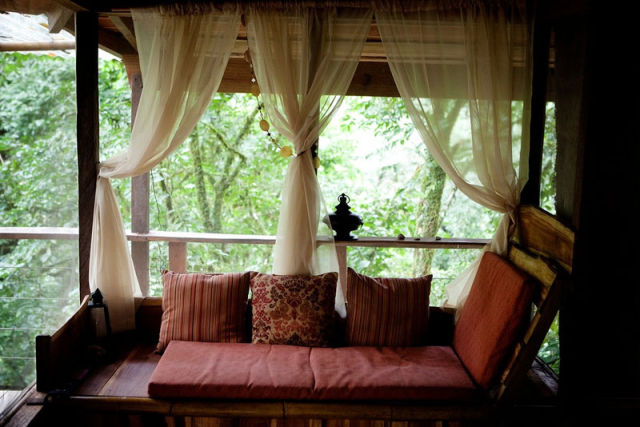Experience Treehouse Living in Forested Costa Rica Resort