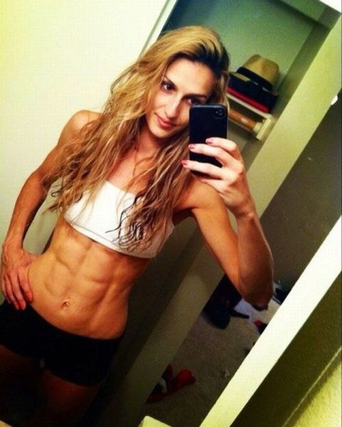 Fitness Chicks Are Always Gorgeous. Part 3