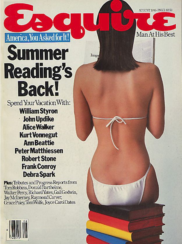How the Women of Esquire Magazine's Covers Have Changed Over Time