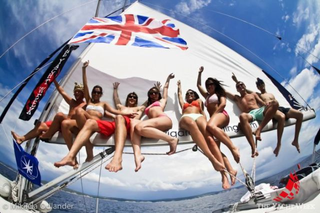 The Best Part of Yacht Week Is the Bikini Babes