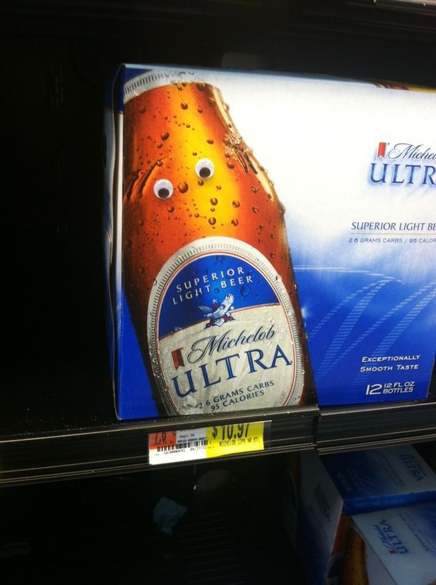 Googly Eyes Make Everything Better