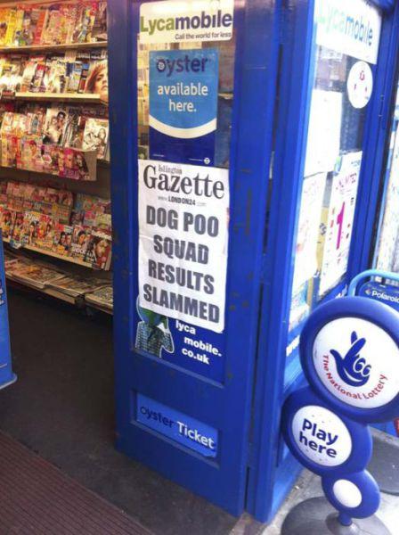 If It's Headline News, It Must Be Important