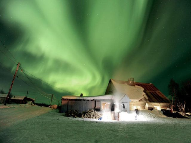The Aurora Borealis Is Truly a Sight to Behold