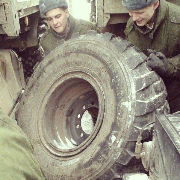 Russian Army Life Revealed in Casual Instagram Photos