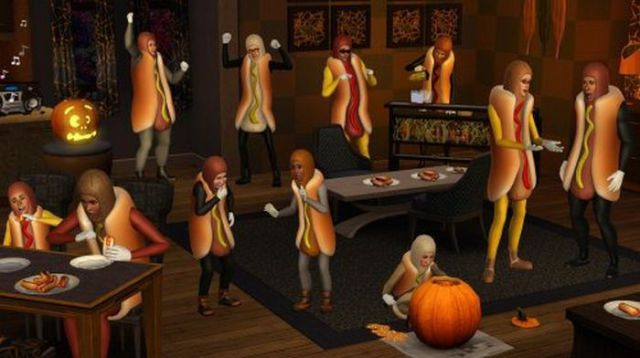 Real Life Is Never As Interesting As the Sims
