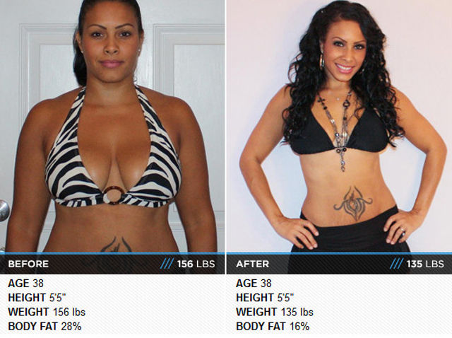 Stunning Body Transformations: How to Do It Right. Part 4