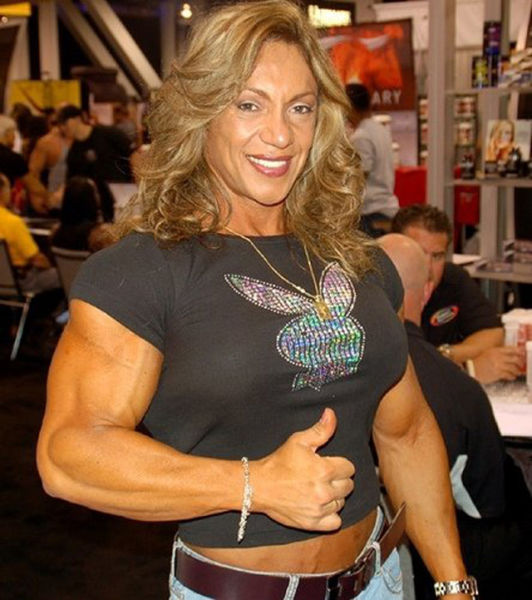 Be Careful Not to Annoy These Female Bodybuilders