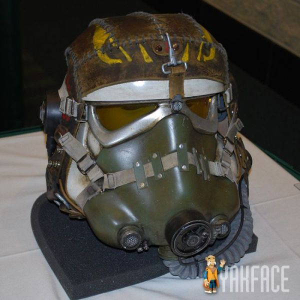 Creative Customised Stormtrooper Helmets