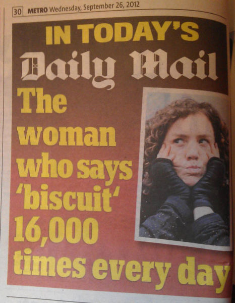 Only in Britain