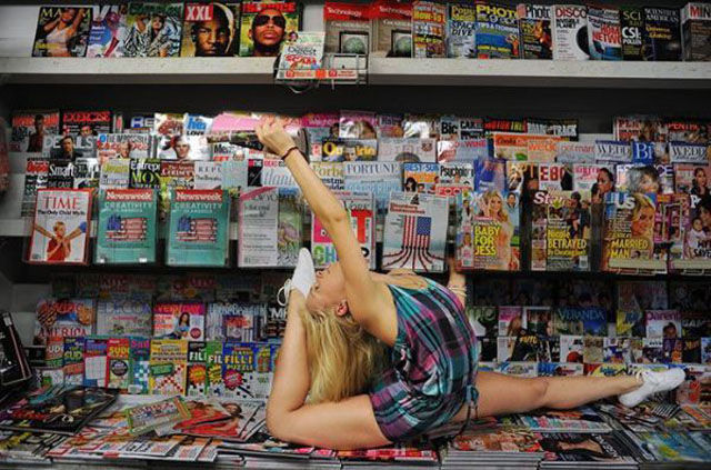 Fit and Flexible Girls Who Can Contort Into Any Shape Imaginable