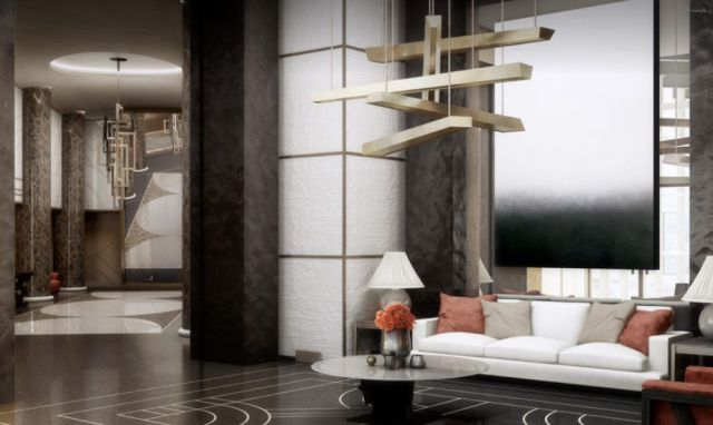The World's Most Luxurious Penthouse Apartment