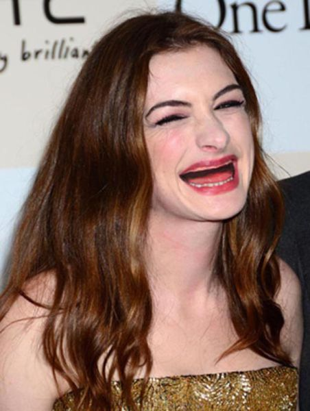 Actresses without Teeth: Just Too Freaky for Words