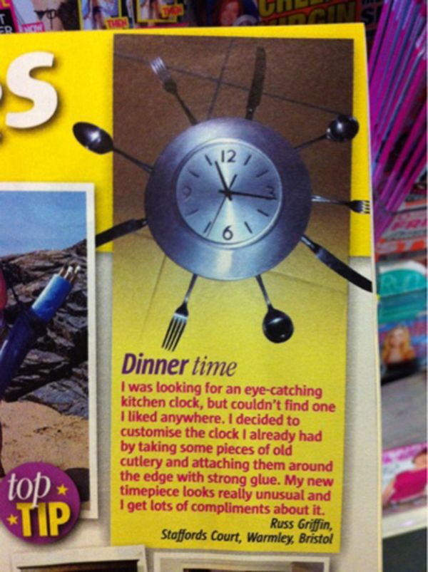 The Best of the Utterly Useless Lifehacks for Women from Magazines